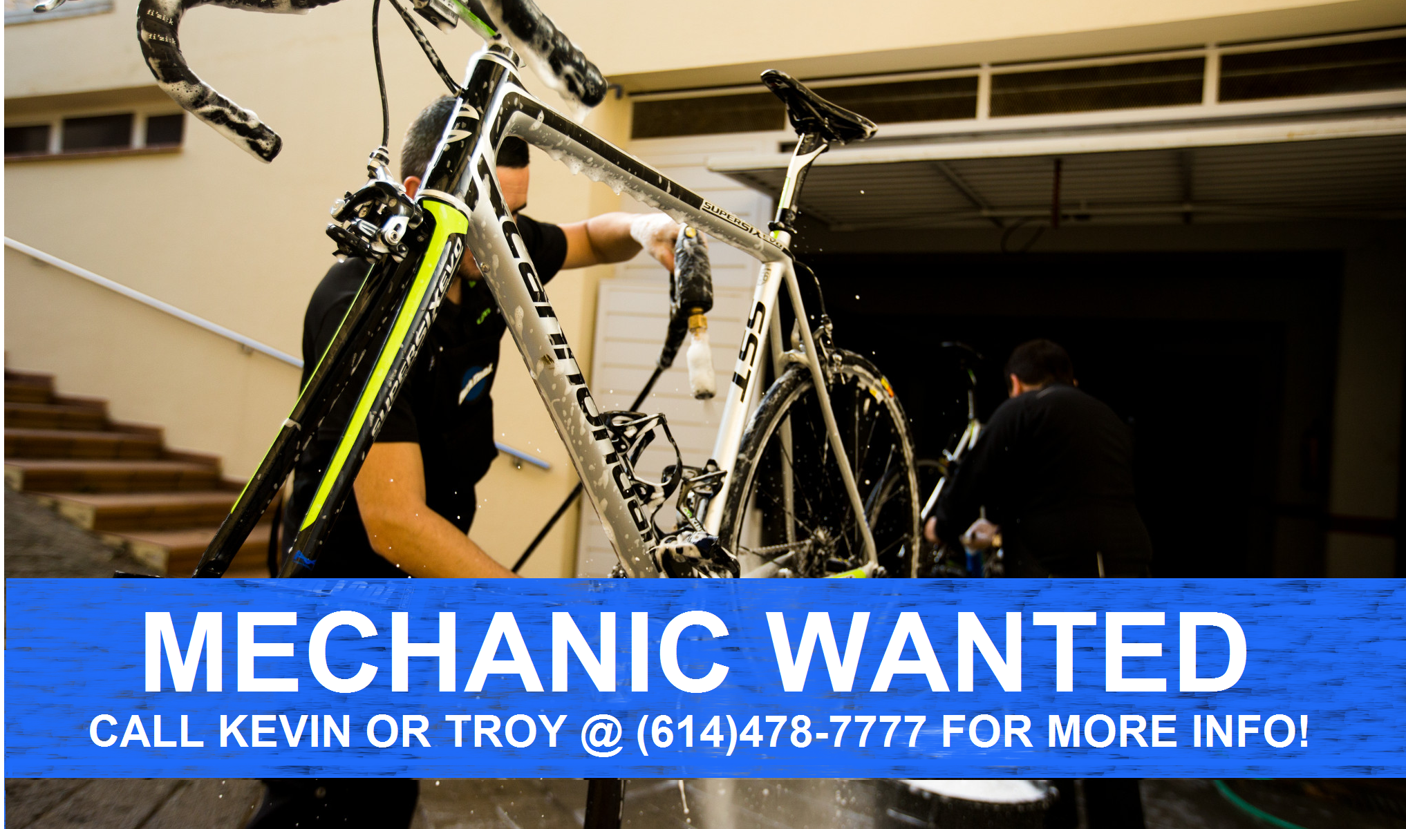 CALL KEVIN OR TROY AT (614)478-7777 FOR MORE INFO!