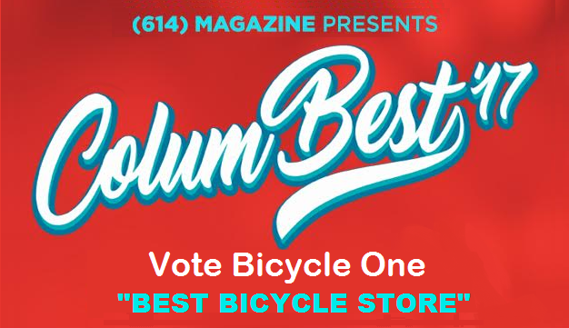 (614) MAGAZINE PRESENTS: COLUMBEST '17 VOTE BICYCLE ONE FOR BEST BICYCLE STORE