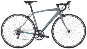 2015 Raleigh Capri 1 Silver