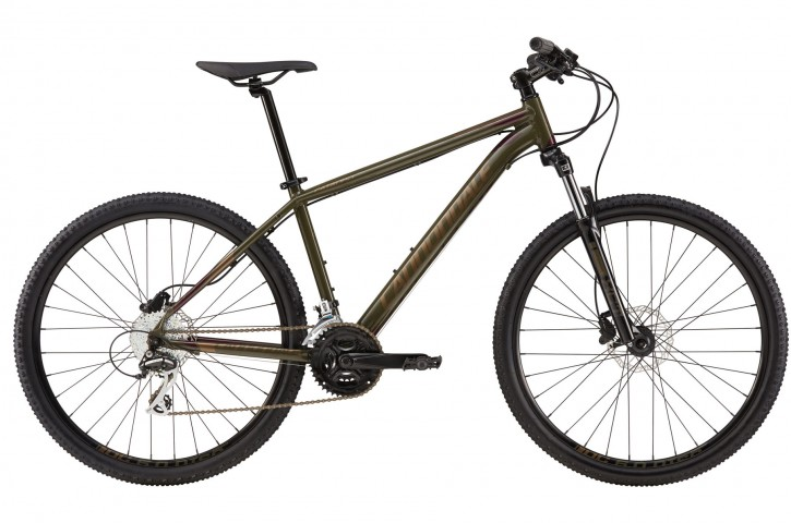2016 Cannondale Catalyst 2 Green Mens MTB