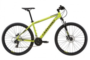 2016 Cannondale Catalyst 3 Neon Spring w/ Jet Black, Charcoal Grey, Gloss-NSP