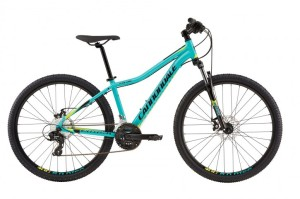2016 CANNONDALE FORAY 3 TURQUOISE W/ JET BLACK, NEON SPRING, GLOSS