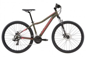 2016 Cannondale Foray 4 Green Clay w/ Magenta, Mulberry, Matte-GCL