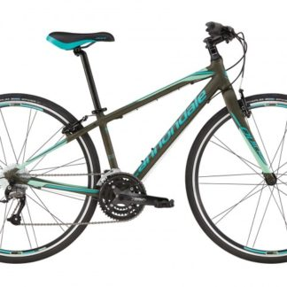 2016 Cannondale Quick 4 Womens Green Clay w/ Turquoise, New Green, Matte