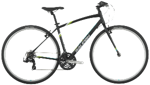 2016 Raleigh Alysa 1 Black
