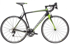 2016 Cannondale Synapse Carbon 105 5 Mens Exposed Unidirectional Carbon w/ Nearly Black, Magnesium White, Gloss