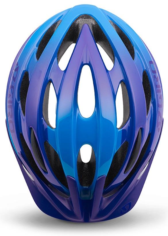 2016 Giro Verona Helmet Purple/ Blue Fade