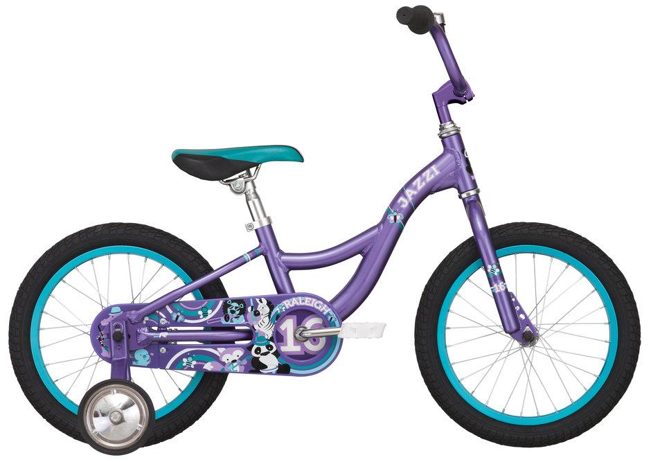 2016 Raleigh Jazzi 16 Purple