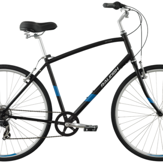 2016 Raleigh Detour 1 Mens Black