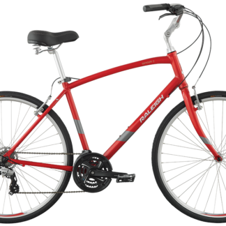 2016 Raleigh Detour 2 Mens Red