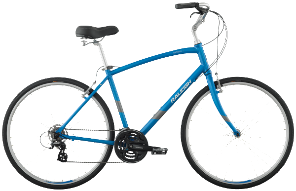 2016 Raleigh Detour 3 Mens Blue