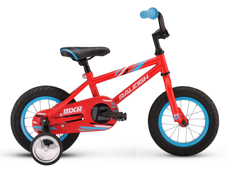 2017 Raleigh MXR 12 Red Boy's Bike