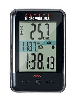CATEYE MICRO WIRELESS CYCLING COMPUTER