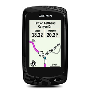Edge 810 Performance and Navigation Bundle GPS Enabled Cycling Computer