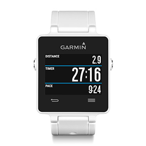 Garmin vivoactive (White) GPS Enabled Smart Watch