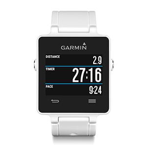 Garmin vivoactive (White) GPS Enabled Smart Watch