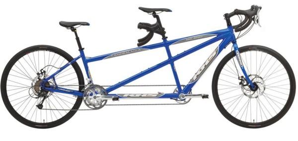 KHS Milano Tandem Blue