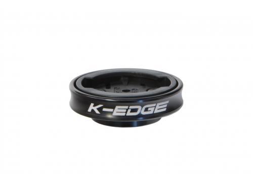 K-Edge Gravity Cap Computer Mount for Garmin (Black)