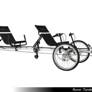 TerraTrike Rover Tandem w/ IPS