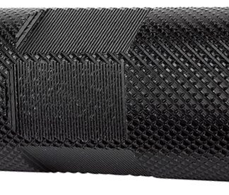 "Black Ops Knurled Pro Pegs Black 3/8"" PEGS FOR BMX BIKES"