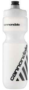 Cannondale Retro Bottle 24oz Clear/Black