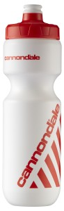 Cannondale Retro Bottle 24oz White/Red