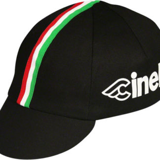 Pace Sportswear Cinelli Cycling Cap Black
