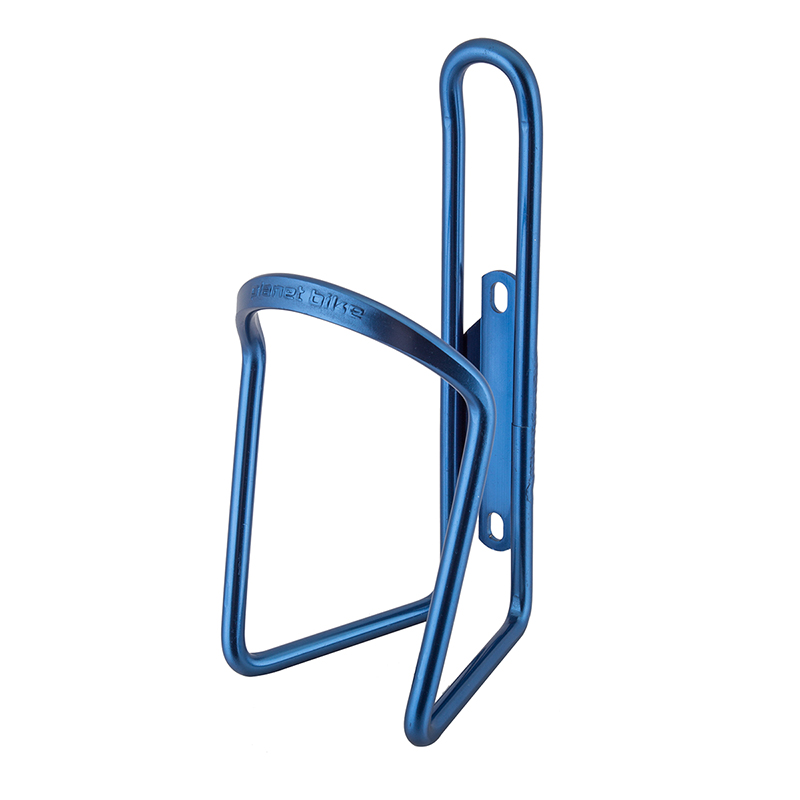 Planet Bike Alloy Bottle Cage Anodized Blue