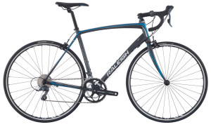 2015 Raleigh Revenio 1 Silver Endurance Road Bike