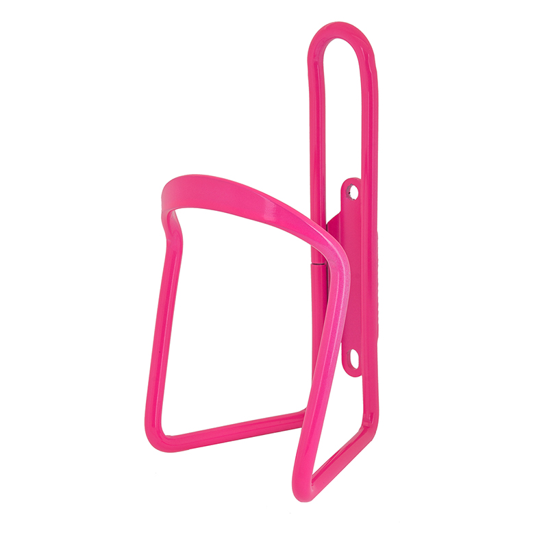Sunlite Alloy Bottle Cage Neon Pink