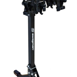 "Swagman Trailhead 2 Hitch Rack fits both 1 1/4"" and 2""1"" recievers"