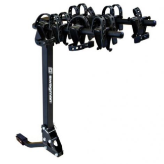"Swagman Trailhead 4 hitch rack fits 1 1/4"" and 2"" recievers"