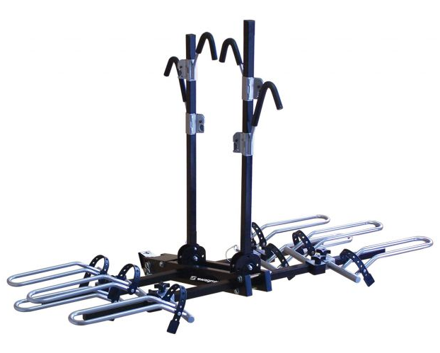Swagman XTC4 Platform Hitch Mount Rack for up to 4 Bicycles