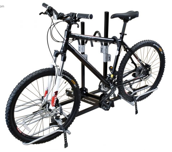 The XTC4 carries up to 4 bikes at a time