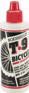 Boeshield T9 Chain Lube Squeeze Bottle 4oz