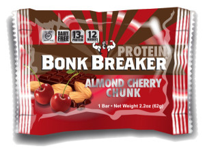 Bonk Breaker Protein Almond Cherry Chunk Energy Bar