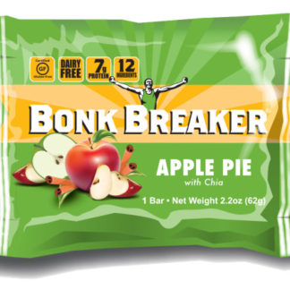 Bonk Breaker Apple Pie Energy Bar