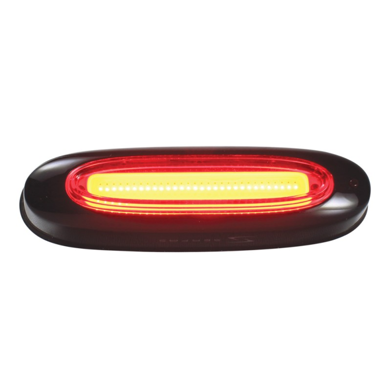 Serfas UTL-4BK Quasar Tail Light