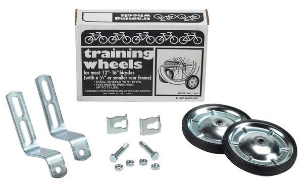 "Wald Training Wheels 1216 (For 12""-16"" Bicycles)"
