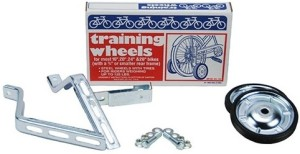 "Wald Training Wheels 742 (For 16""-26"" Bicycles)"