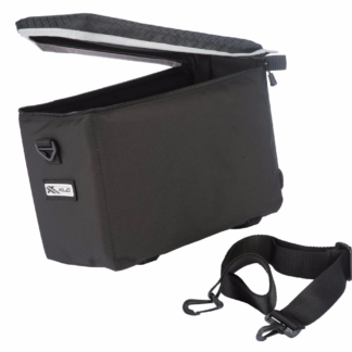 XLC Metropolitan Insulated Rack Top Bag