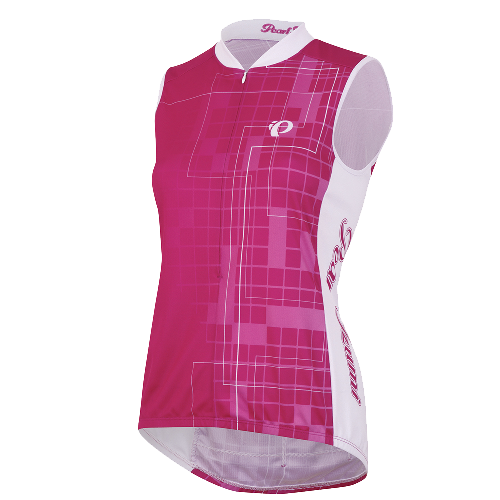Pearl iZumi Select LTD Sleeveless Jersey Women's Data Berry