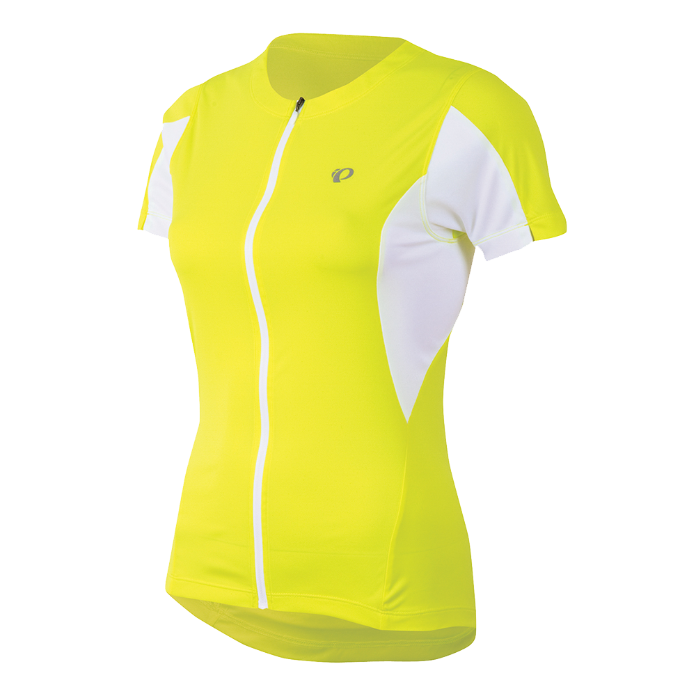 Pearl iZumi Select Jersey Women's Screaming Yellow