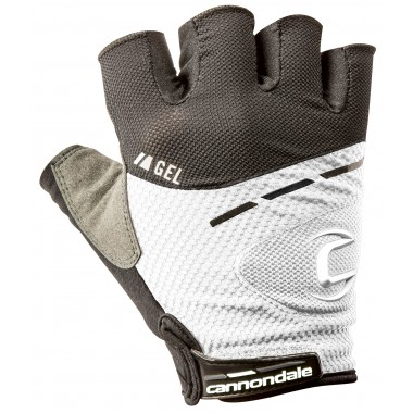 Cannondale Endurance Race Gel Men's Glove White
