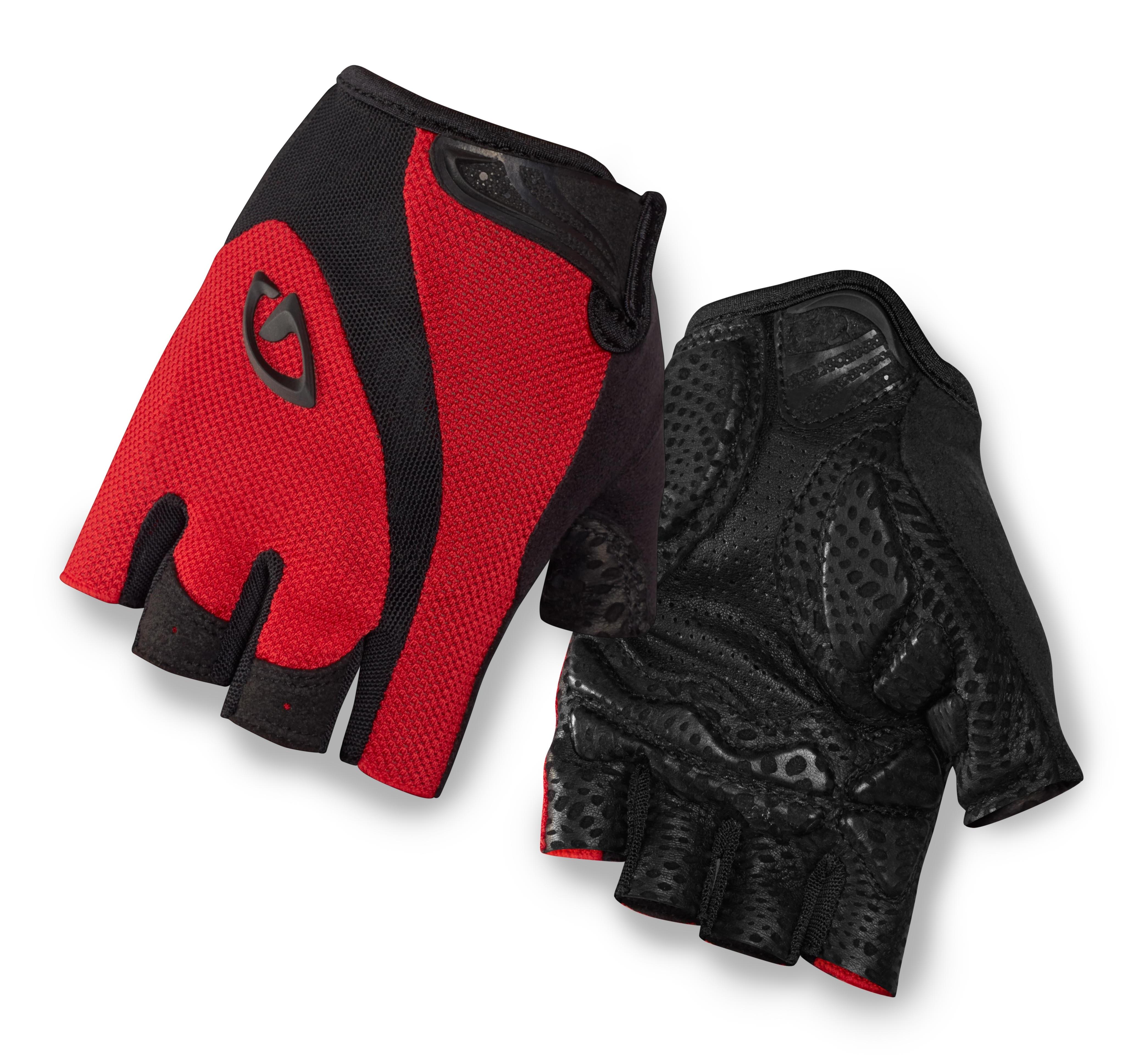 2014 Giro Monica Women's Glove Ruby Red/Black