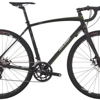 2015 Raleigh Willard 1 Men's Black/Army Green