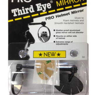Third Eye PRO Helmet Mirror