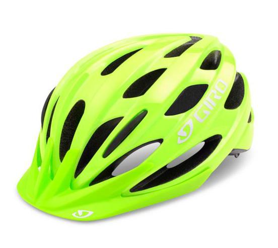 2016 Giro Raze Helmet Highlight Yellow Kids' Helmet