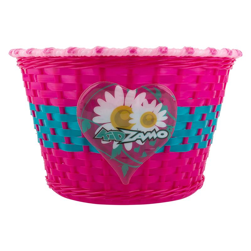 Kidzamo Woven Girl's Pink Basket