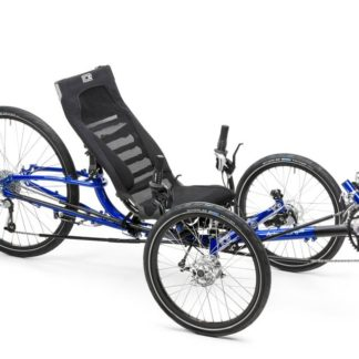 "ICE Adventure HD 26"" Extra Wide Recumbent Trike (3 Wheeled Bicycle) NOTE:"